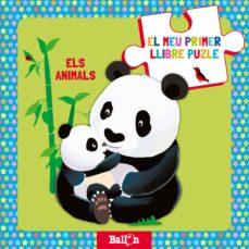Chapultepecuno.mx Els Animals (El Meu Primer Llibre Puzle) Image