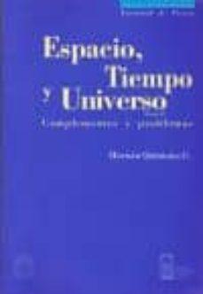 Vinisenzatrucco.it Espacio, Tiempo Y Universo (2ª Ed.) Image