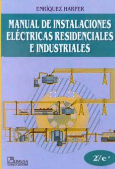 Inmaswan.es Manual De Instalaciones Electricas Residenciales E Industriales (2ª Ed.) Image