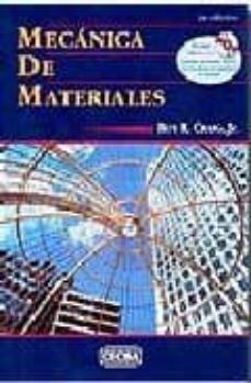 Permacultivo.es Mecanica De Materiales (2ª Ed) (Incluye Cd: Md Solids) Image