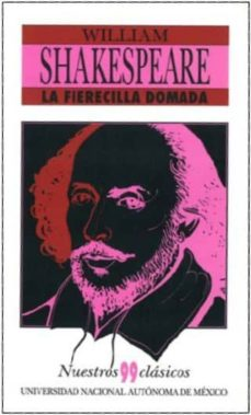 la fierecilla domada-william shakespeare-9789703221158