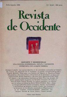 REVISTA DE OCCIDENTE - VVAA | Triangledh.org