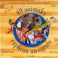 Colorroad.es 40 Animales Explican Un Cuento Image