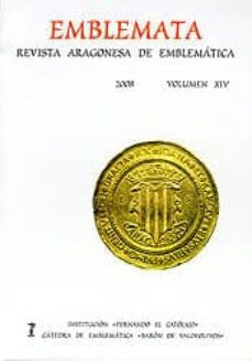 Geekmag.es Emblemata: Revista Aragonesa De Emblematica (Vol. Xiv) Image