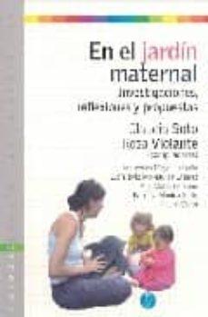 Padella.mx En El Jardin Maternal: Investigaciones, Reflexiones Y Propuestas Image
