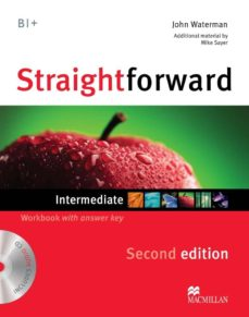 Descarga gratuita de libros de texto en alemán. STRAIGHTFWD INTERMEDIATE 2ND ED WORKBOOK PK WITH KEY 9780230423268 PDB PDF MOBI (Spanish Edition)