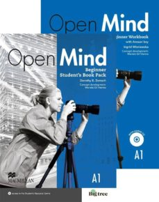 Descargar libros en pdf para ipad OPEN MIND BEG STUDENT´S BOOK & WORKBOOK  (+KEY) PACK
