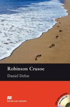Descarga gratuita de Ebook for Dummies MACMILLAN READERS PRE- INTERMEDIATE: ROBINSON CRUSOE PACK PDF iBook de DANIEL DEFOE 9780230716568