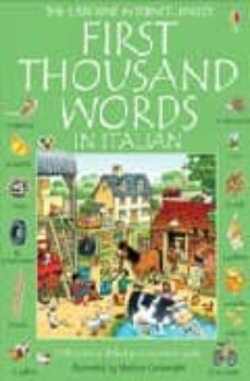 firs thousand words in italian-9780746037768