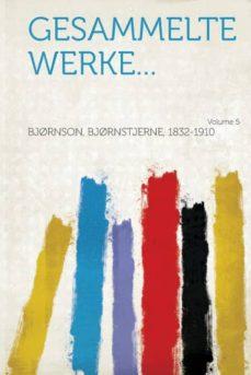 Valentifaineros20015.es Gesammelte Werke... Volume 5 Image