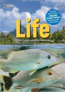 Descargar LIFE UPPER-INTERMEDIATE STUDENT S BOOK WITH APP CODE AND ONLINE WORKBOOK gratis pdf - leer online
