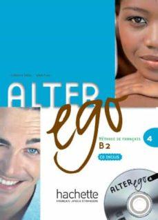 Formato de txt gratis para descargar libros electrónicos ALTER EGO 4 ALUMNO de  ePub 9782011555168