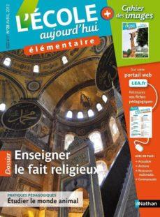 l'ecole aujourd'hui elémentaire - avril 2012 (ebook)-9782091112268