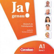 Amazon libro en descarga de cinta JA GENAU! A1 BAND 1 CD AUDIO DJVU (Spanish Edition)