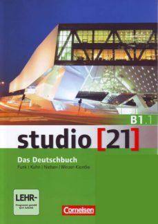Descargar libros gratis en línea para blackberry STUDIO [21] B1.1: LIBRO DE TEXTO PDF 9783065206068 en español