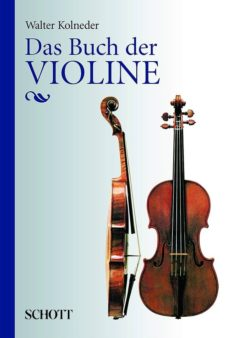das buch der violine (ebook)-walter kolneder-9783795791568