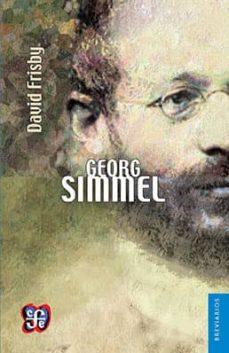 georg simmel (2ª ed.)-david frisby-9786071620668