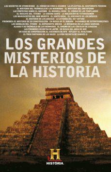 los grandes misterios de la historia (ebook)-9788401390968