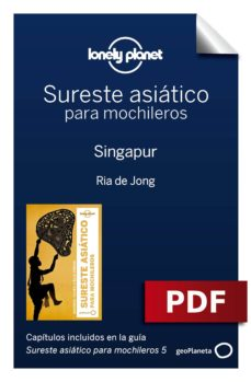 sureste asiático para mochileros 5. singapur (ebook)-9788408186168