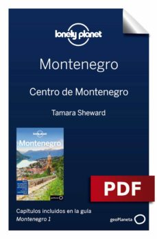 montenegro 1. centro de montenegro (ebook)-peter dragicevich-9788408189268