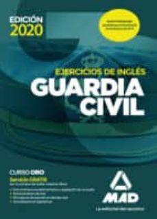 Descargas de libros electrónicos en línea en pdf GUARDIA CIVIL. EJERCICIOS DE INGLÉS 9788414231968 iBook en español de NO ESPECIFICADO