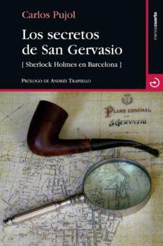 Libro electrónico gratuito para descargar. LOS SECRETOS DE SAN GERVASIO: SHERLOCK HOLMES EN BARCELONA (Spanish Edition)