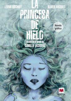 la princesa de hielo (novela grafica)-camilla lackberg-9788415893868