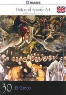 Lofficielhommes.es El Greco (History Of Spanish Art 30) Image