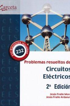 Descargar libros gratis en formato epub PROBLEMAS RESUELTOS DE CIRCUITOS ELECTRICOS (2ª ED.)