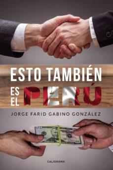 Ebook para descargar gratis móvil (I.B.D.) ESTO TAMBIEN ES EL PERU