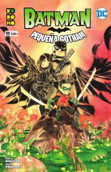 Bressoamisuradi.it Batman: Pequeña Gotham Nº 11 (De 12) Image