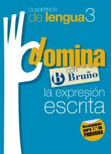 cuadernos domina lengua 3 expresion escrita 1-9788421669068