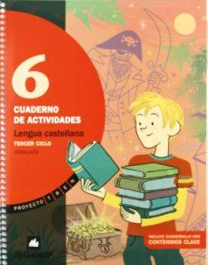 Bressoamisuradi.it Tren Lengua 6º Primaria Cuadernoactividades (Ed. Andalucía) Image