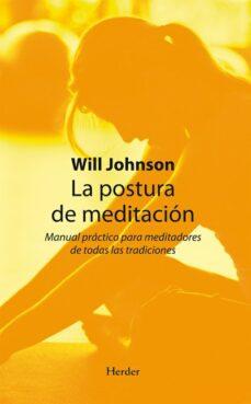 la postura de meditación (ebook)-will johnson-9788425430268