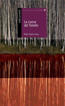 la cueva del toloño-pablo zapata lerga-9788426359568