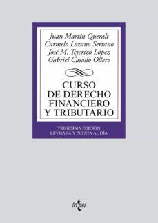 Descargar CURSO DE DERECHO FINANCIERO Y TRIBUTARIO gratis pdf - leer online