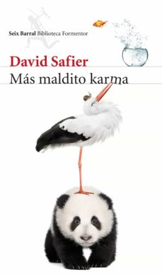 Descargar audiolibros de iphone MAS MALDITO KARMA 9788432225468 de DAVID SAFIER