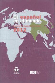 Colorroad.es Anuario Del Instituto Cervantes 2012 Image