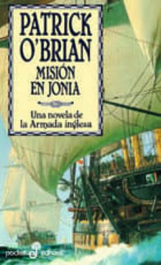 mision en jonia-patrick o brian-9788435016568