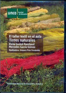 Cronouno.es El Taller Textil En El Aula: Tintes Naturales (Dvd) Image