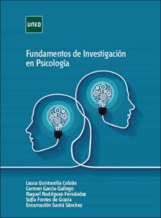 Cdaea.es Fundamentos De Investigacion En Psicologia Image