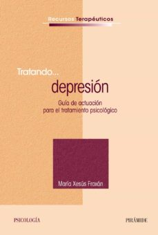 Srazceskychbohemu.cz Tratando...depresion (Guia De Actuacion Para El Tratamiento Psico Logico) Image