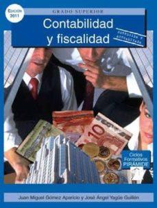 Srazceskychbohemu.cz Contabilidad Y Fiscalidad (Ciclo Formativo Grado Superior Adminis Tracion Y Finanzas) Image