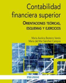 contabilidad financiera superior (ebook)-maria avelina besteiro varela-9788436834468
