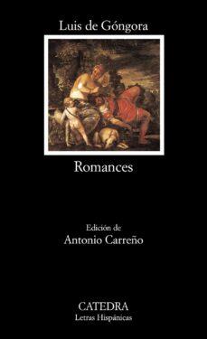 romances (3ª ed.)-luis de gongora-9788437603568