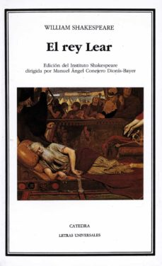 Libros gratis para descargar para tablet android. EL REY LEAR (Spanish Edition)