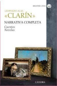 Bressoamisuradi.it Narrativa Completa: Cuentos, Novelas (Estuche Clarin I Y Ii) Image
