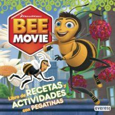 Mrnice.mx Bee Movie: Libro De Recetas Y Actividades Con Pegatinas Image