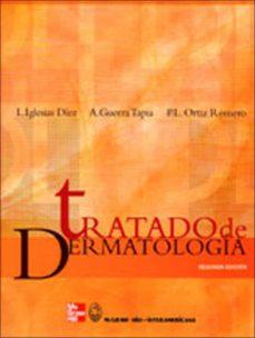 Libros electrónicos gratuitos para descargar en formato epub TRATADO DE DERMATOLOGIA (2ª ED.)