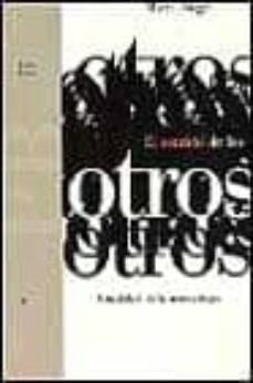 el sentido de los otros: actualidad de la antropologia-marc auge-9788449302268
